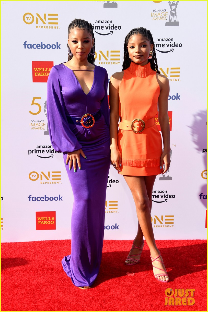 yara shahidi laura harrier logan browning naacp image awards 19