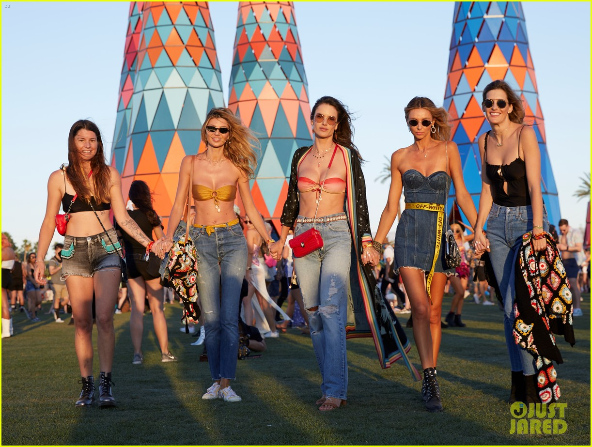 alessandra ambrosio celebrates her birthday at coachella 074272535