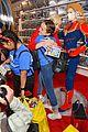 avengers cast visits fans at disneyland 24