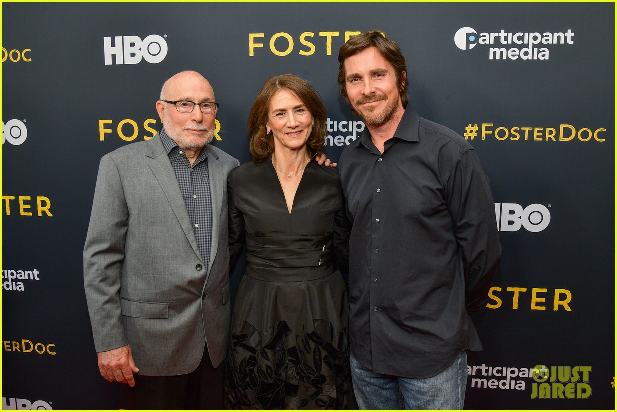 christian bale supports foster documentary premiere watch trailer 054276436