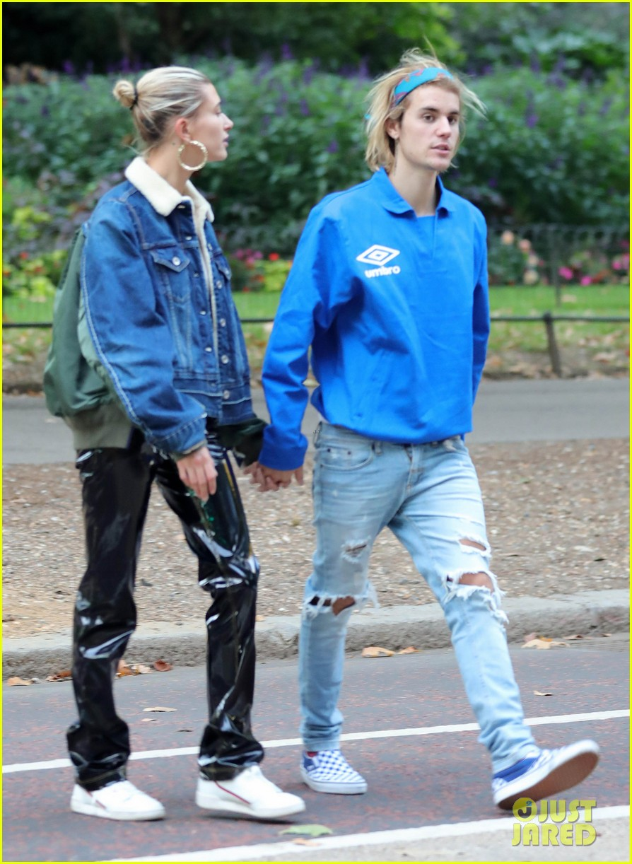 Justin Bieber Implies Wife Hailey Is Pregnant See The