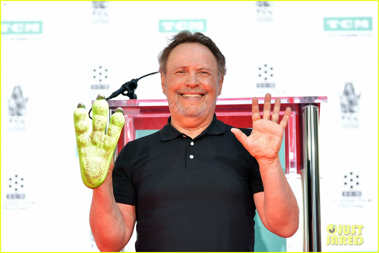 billy crystal hand and foot ceremony hollywood 234272098