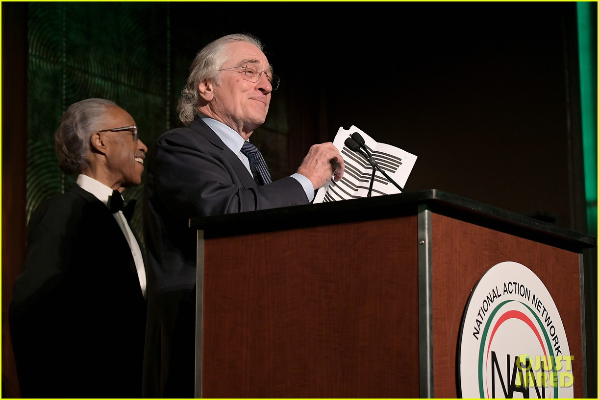 mary j blige robert de niro get honored at nans keepers of the dream gala 07