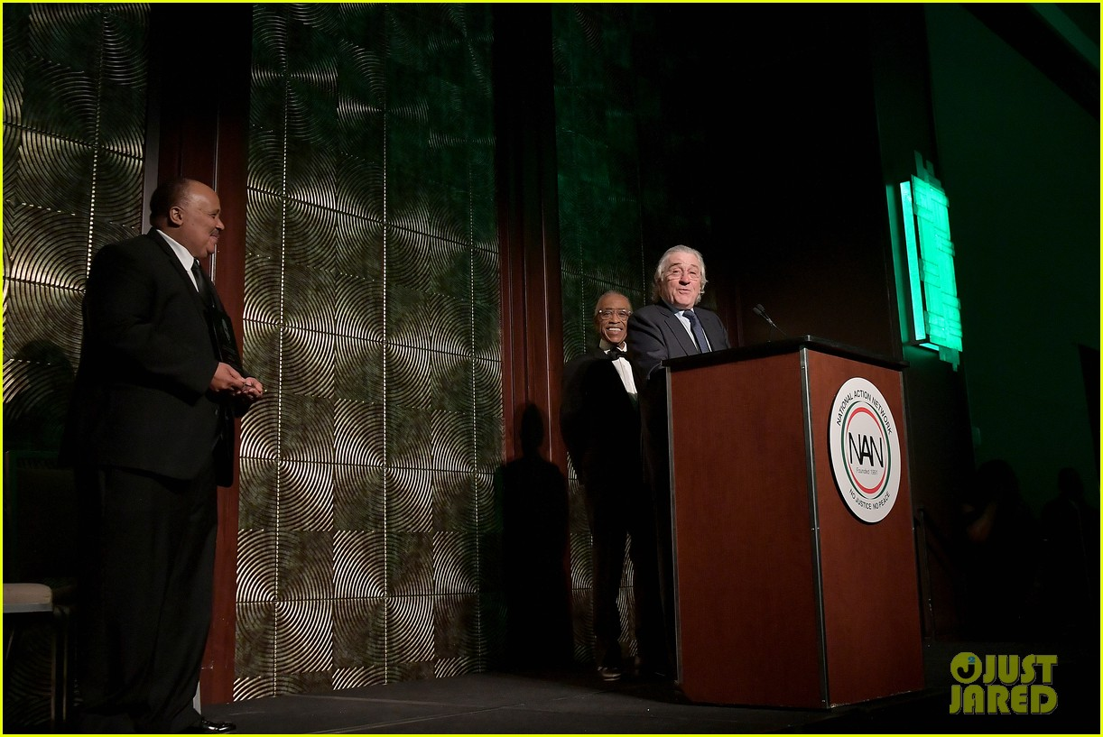 mary j blige robert de niro get honored at nans keepers of the dream gala 11
