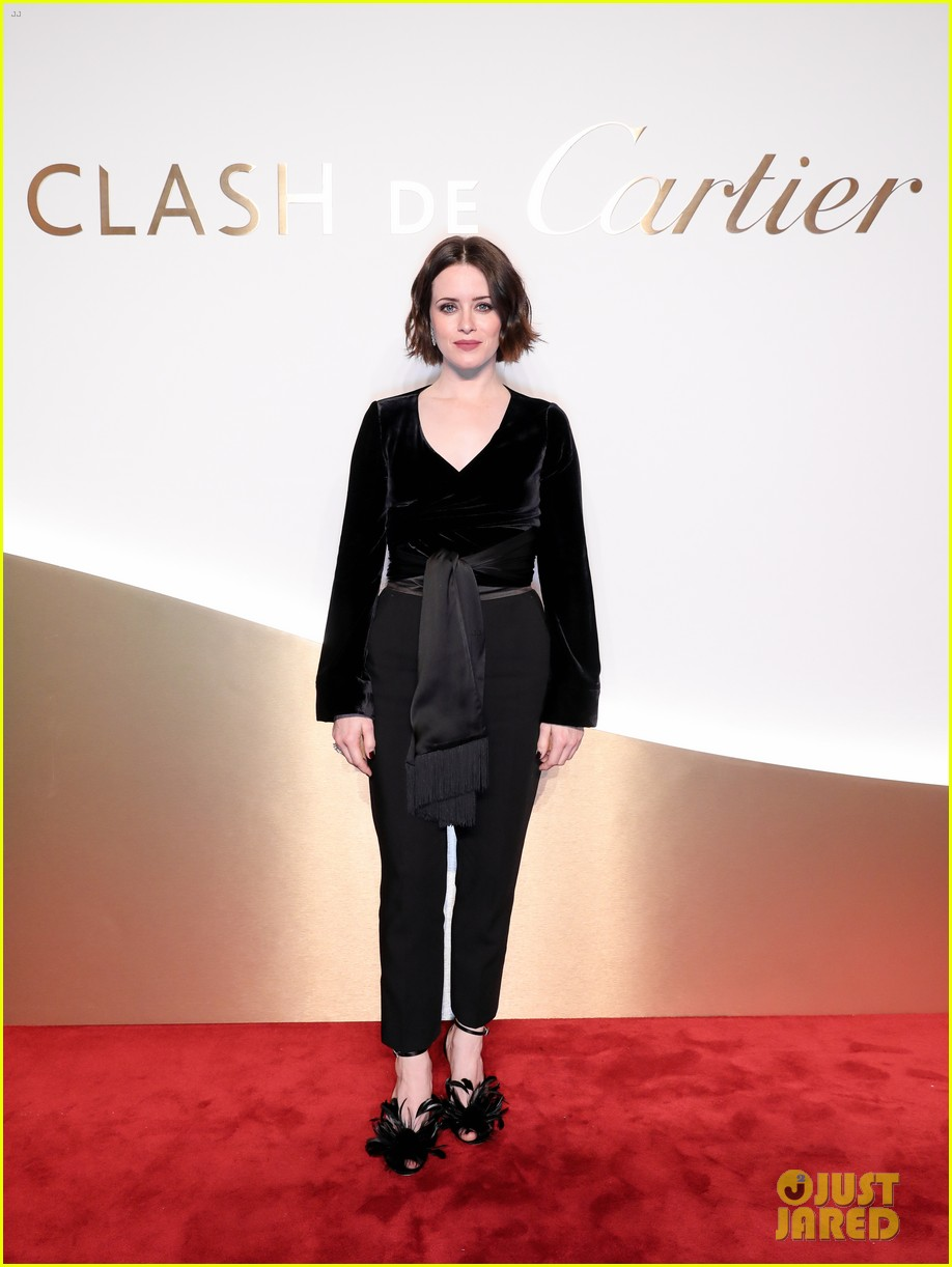 lucy boynton rami malek jake gyllenhaal go glam for clash de cartier celebration 03