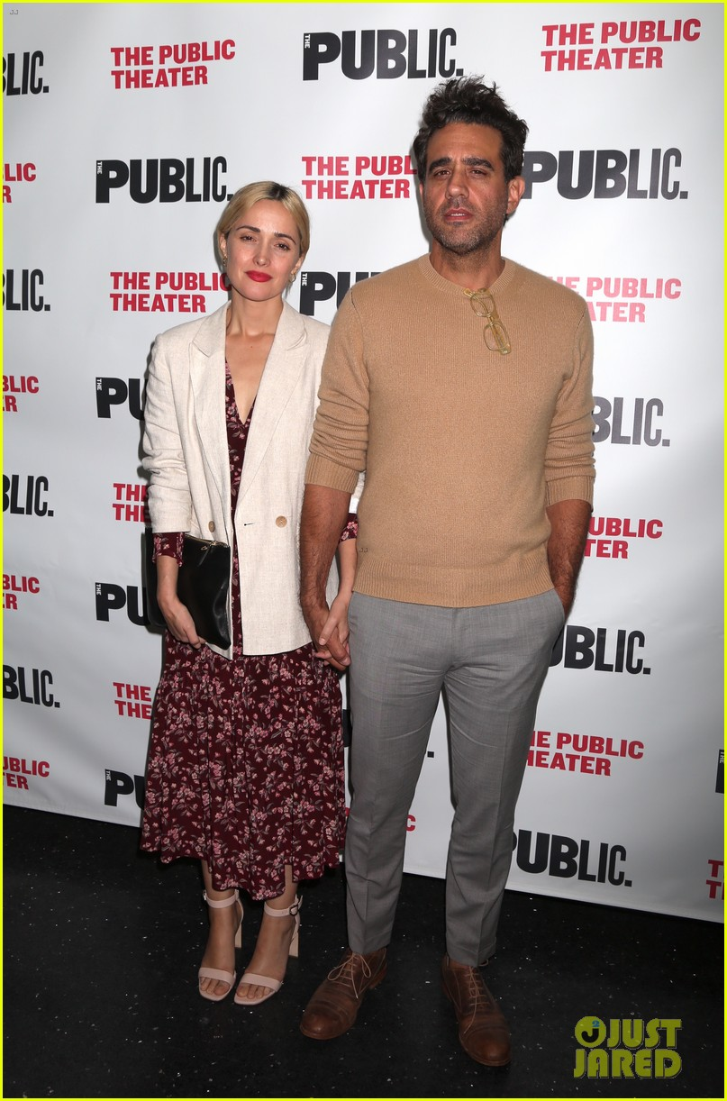 rose byrne bobby cannavale play opening 01