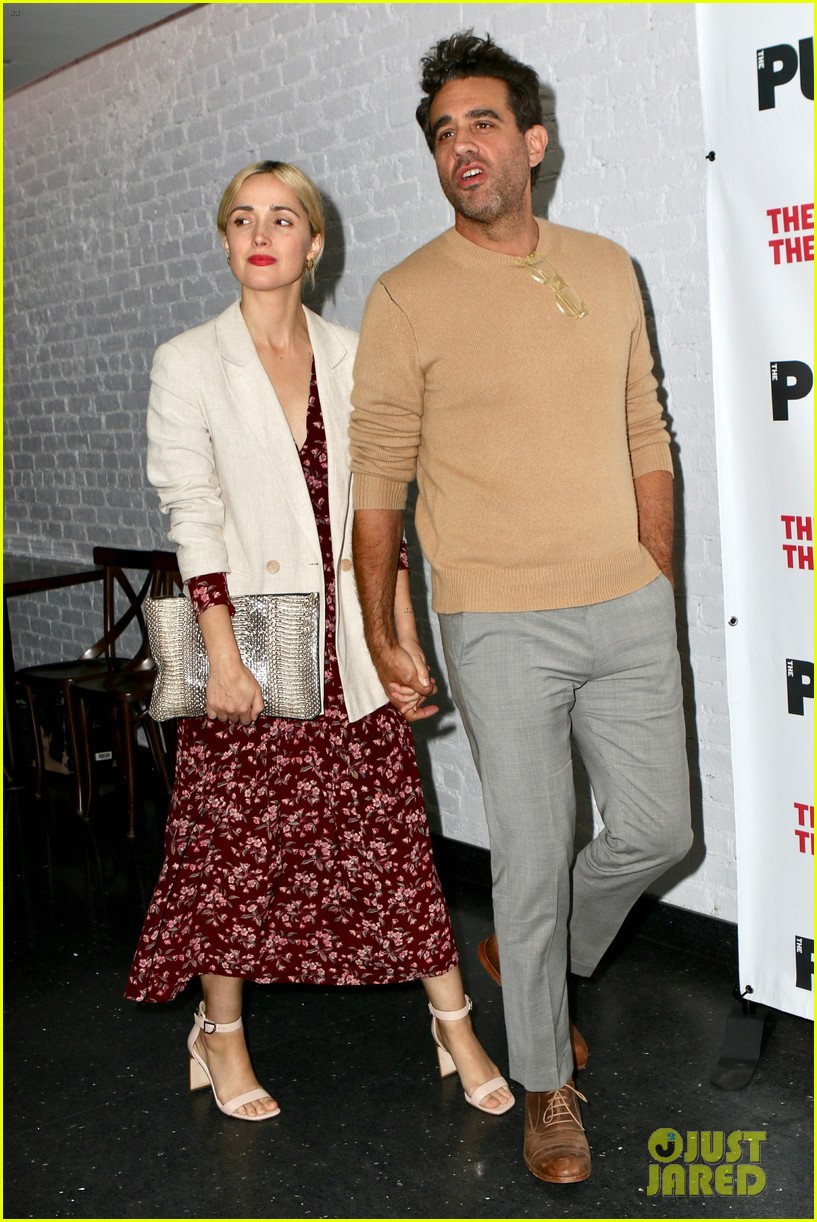 rose byrne bobby cannavale play opening 05