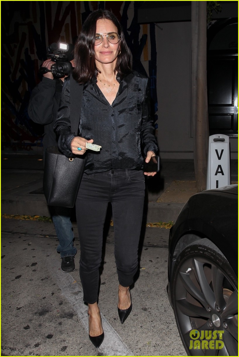 courteney cox dinner craigs la 014271243