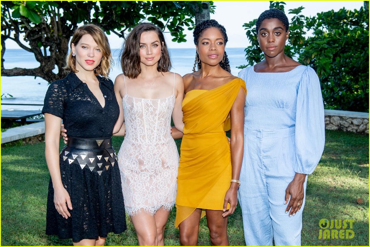 daniel craig bond 25 team celebrate film launch in jamaica 054277541