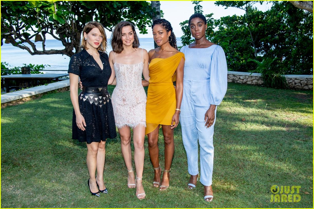daniel craig bond 25 team celebrate film launch in jamaica 064277542