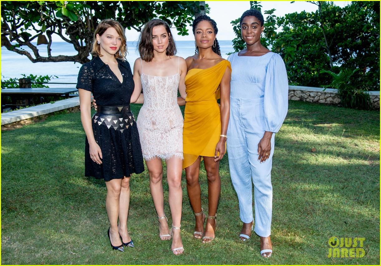 daniel craig bond 25 team celebrate film launch in jamaica 084277544