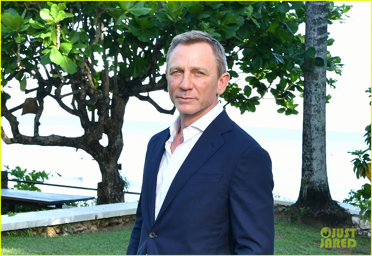 daniel craig bond 25 team celebrate film launch in jamaica 134277549