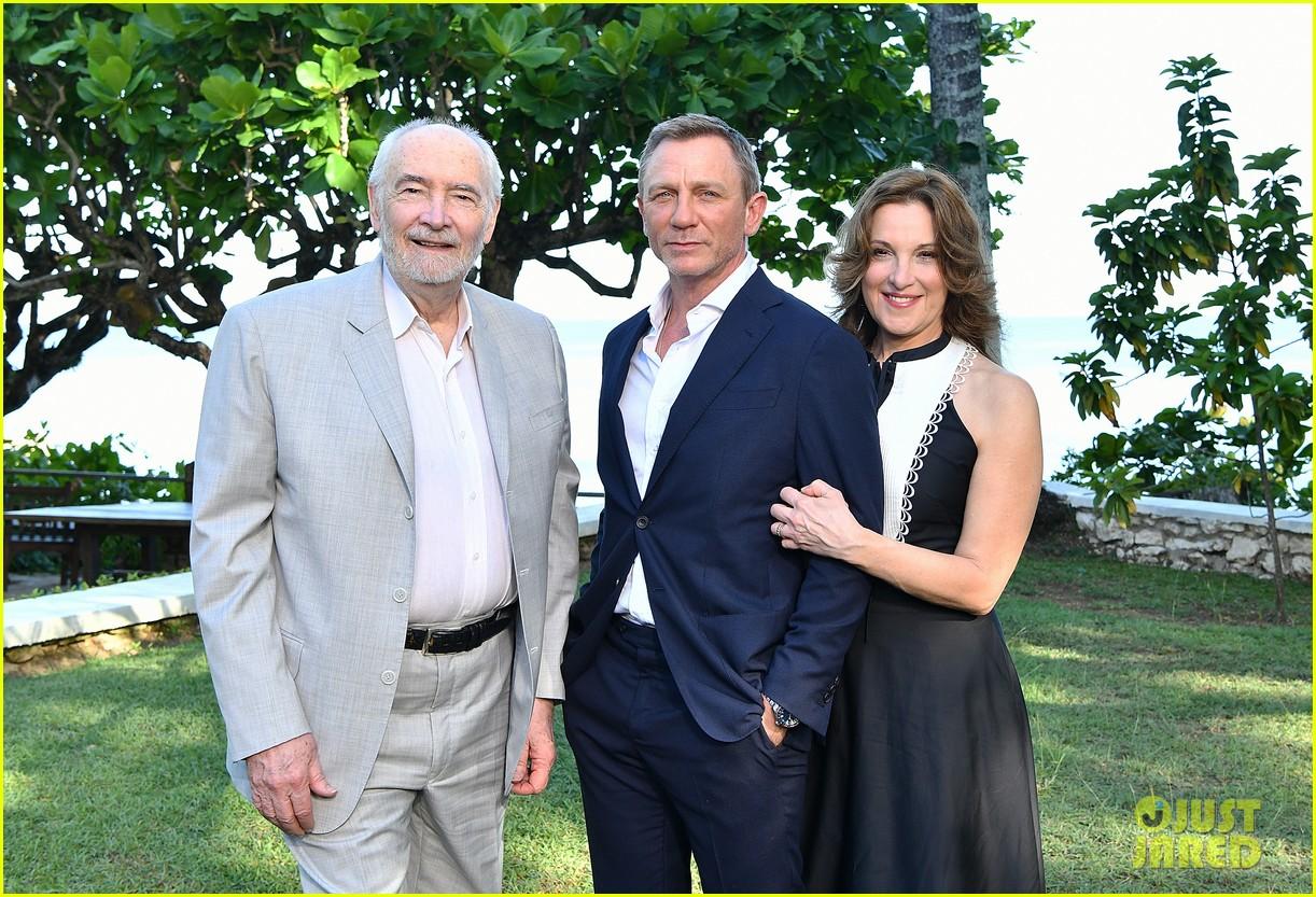 daniel craig bond 25 team celebrate film launch in jamaica 184277554