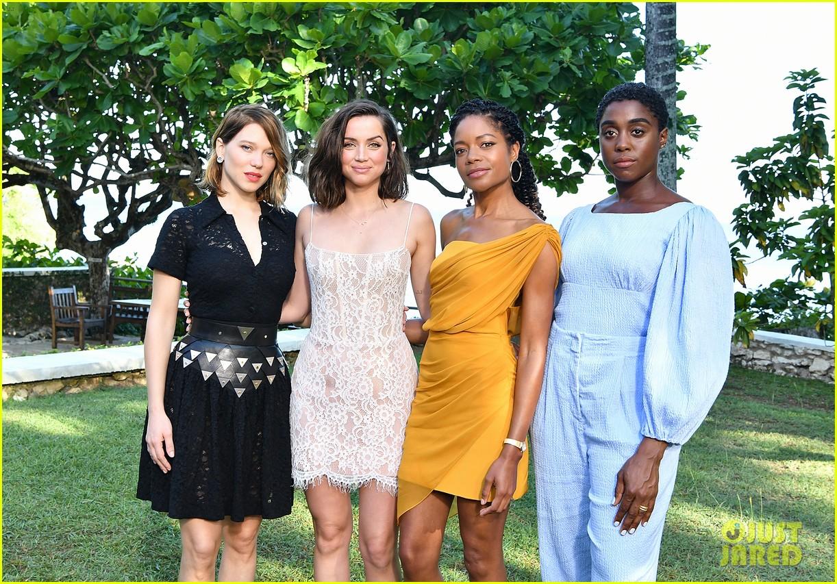 daniel craig bond 25 team celebrate film launch in jamaica 254277561