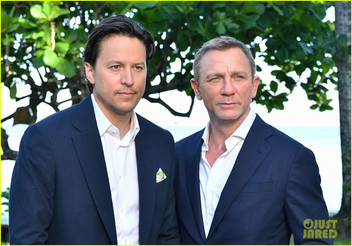 daniel craig bond 25 team celebrate film launch in jamaica 264277562