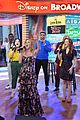 disneys broadway stars perform medley of songs on gma 02