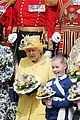 queen elizabeth joined by princess eugenie for easter coin ceremony 29