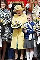 queen elizabeth joined by princess eugenie for easter coin ceremony 33