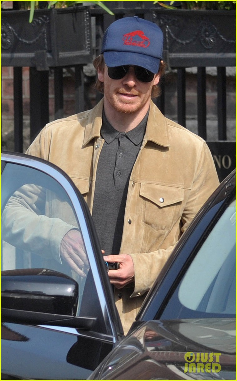 michael fassbender alicia vikander head out for the day in dublin 014275610