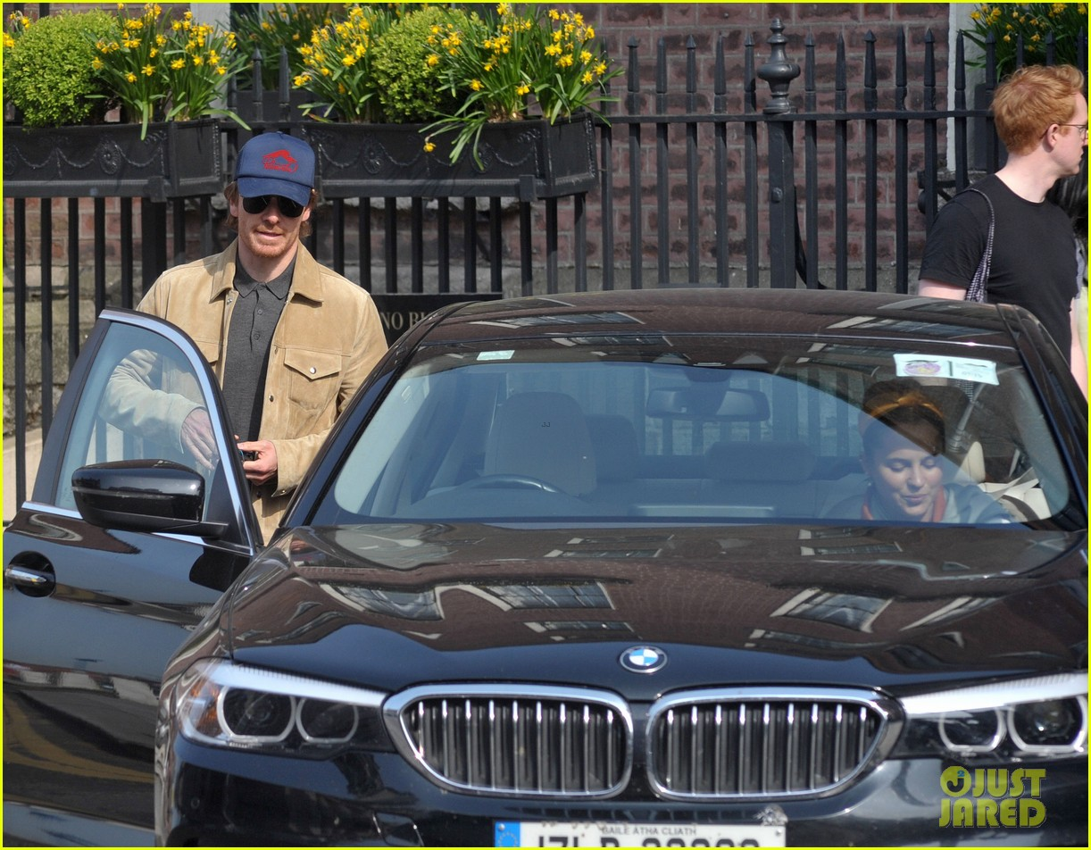 michael fassbender alicia vikander head out for the day in dublin 04.4275613