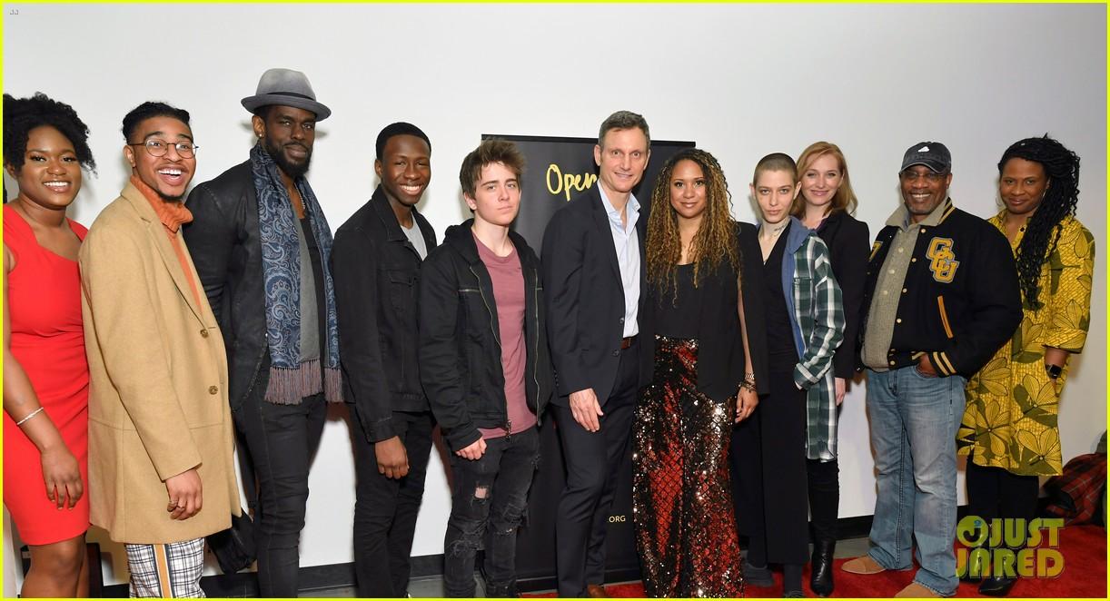 tony goldwyn scandal co star joe morton reunite at in their own words 03