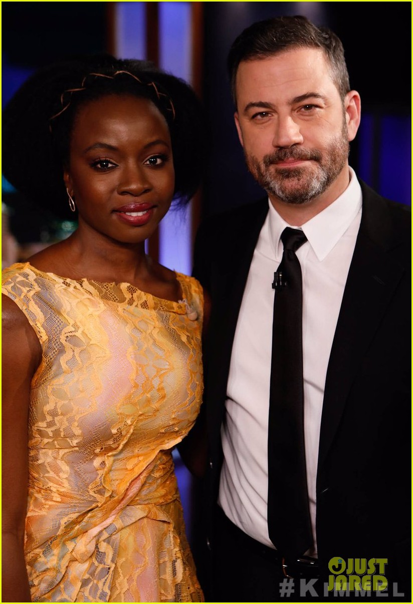 danai gurira explains real life walking dead michonne moment to fend off wild coyote 02