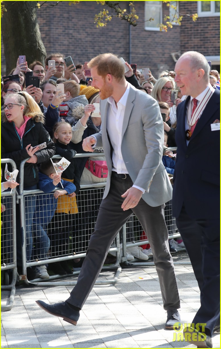 prince harry future youth zone 13