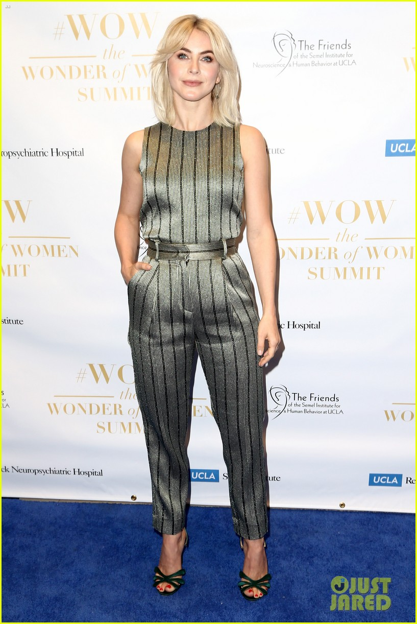 julianne hough saraa bareilles lisa kudrow wonder of women summit 02