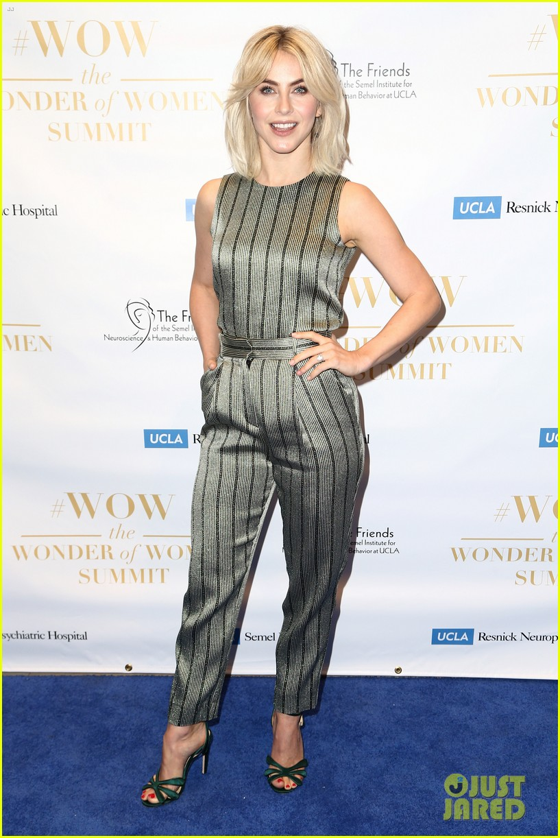 julianne hough saraa bareilles lisa kudrow wonder of women summit 16