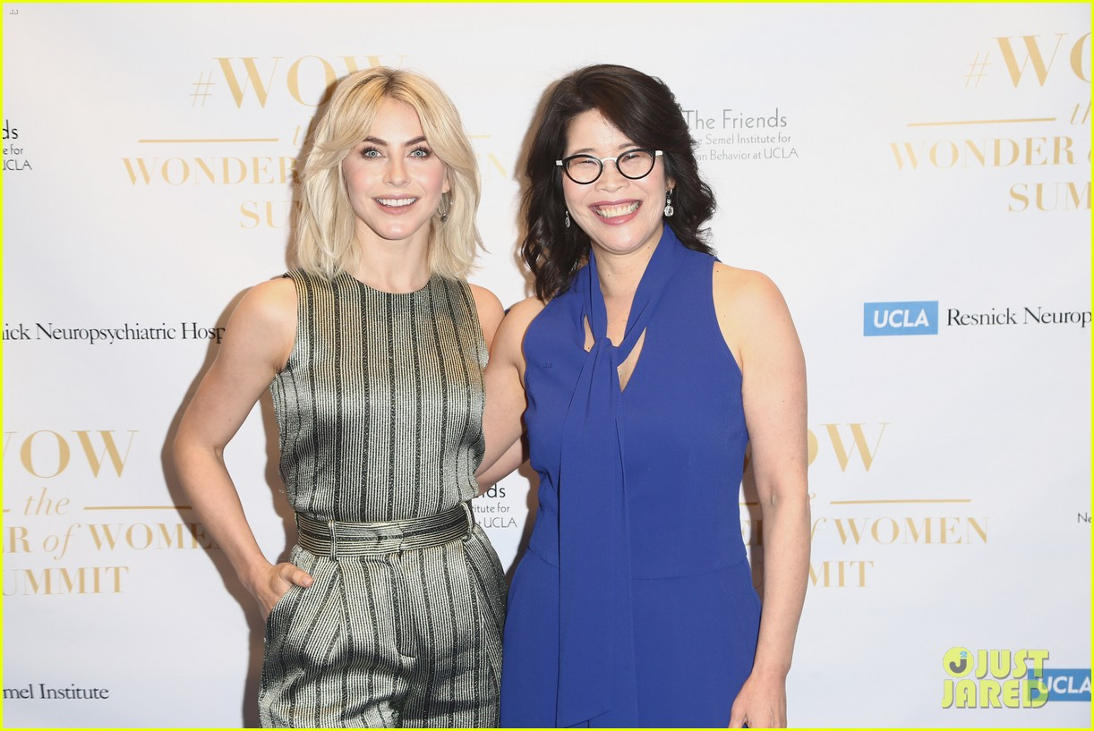 julianne hough saraa bareilles lisa kudrow wonder of women summit 17