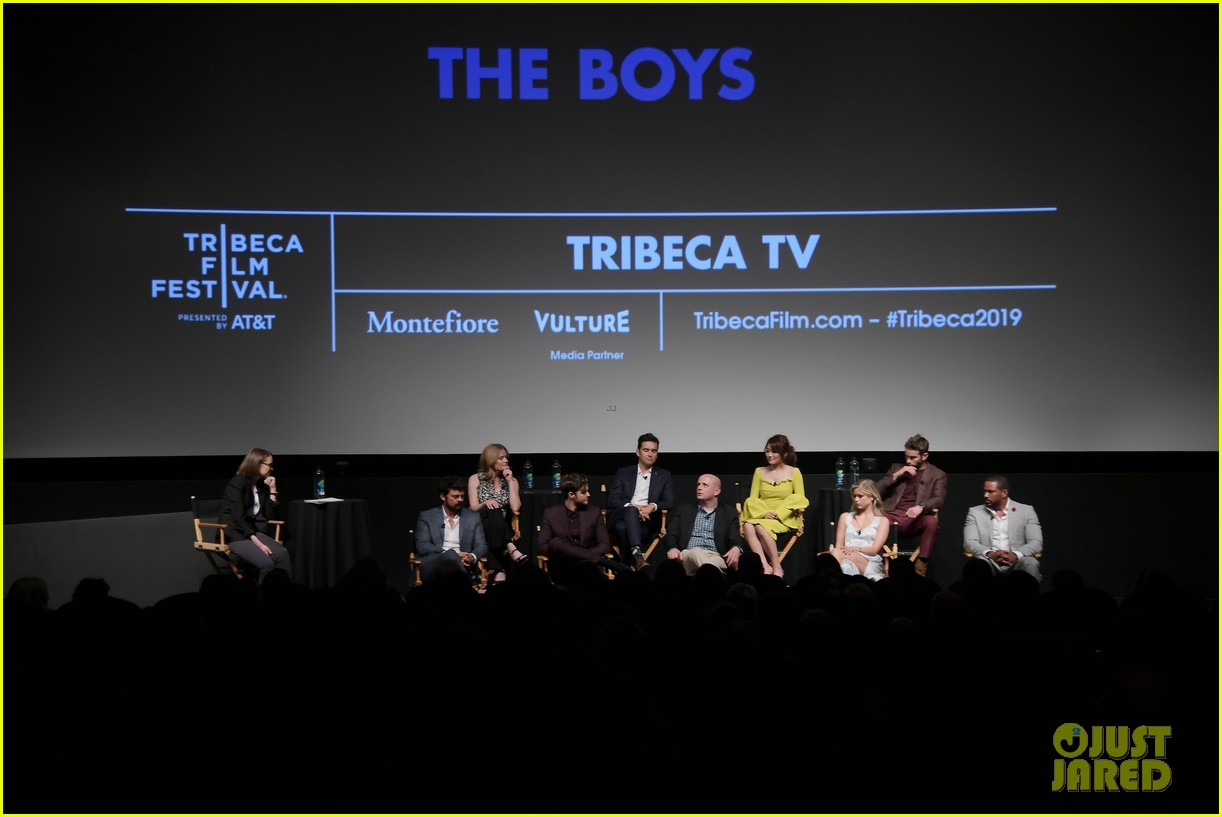 karl urban chace crawford the boys tribeca 17