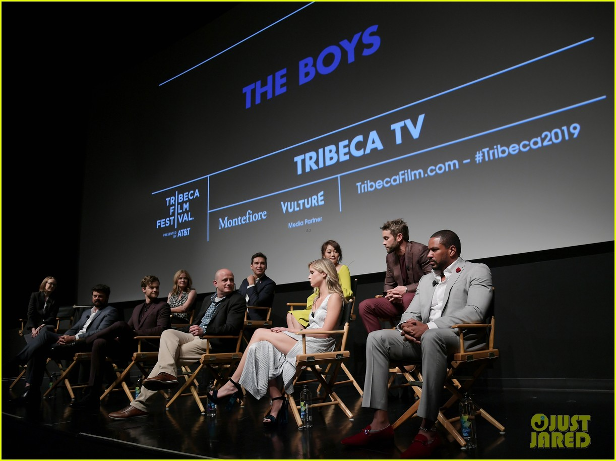 karl urban chace crawford the boys tribeca 18