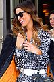 kate beckinsale is all smiles jetting out of nyc 01