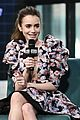 lily collins premieres les miserables in nyc 13