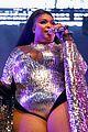 lizzo rocks sparkling bodysuit for coachella performance 10