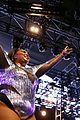lizzo rocks sparkling bodysuit for coachella performance 14