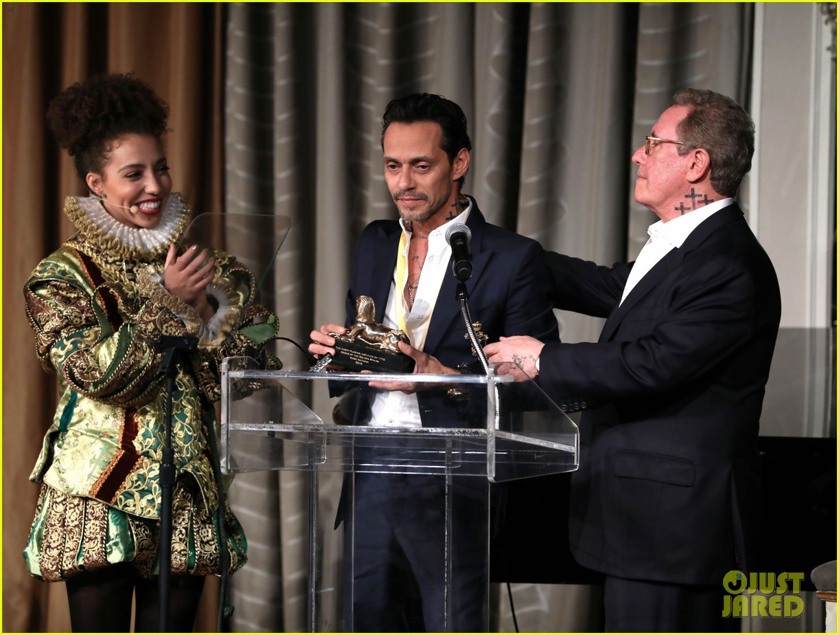 marc anthony gets honored at order of golden sphinx gala 03
