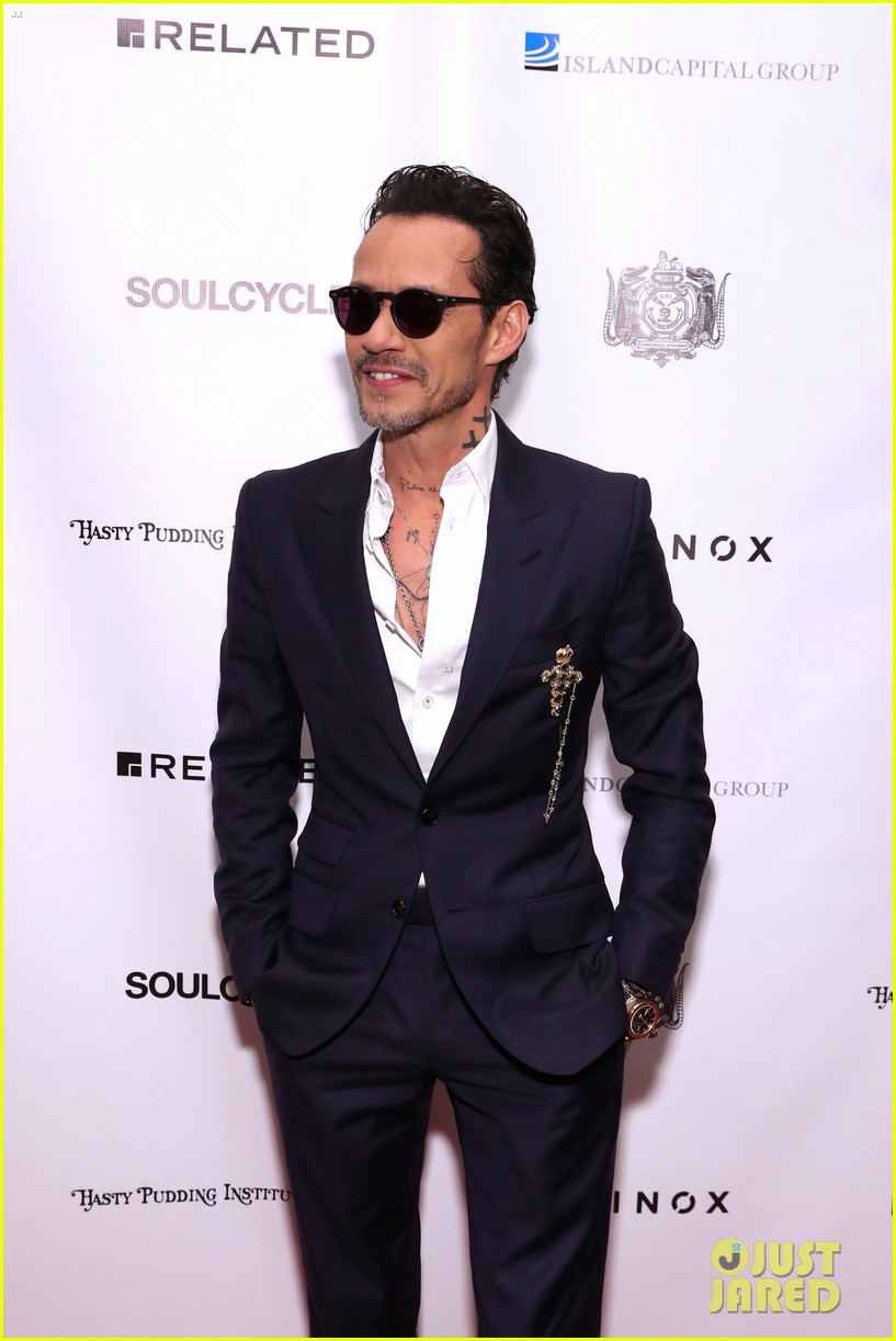 marc anthony gets honored at order of golden sphinx gala 06