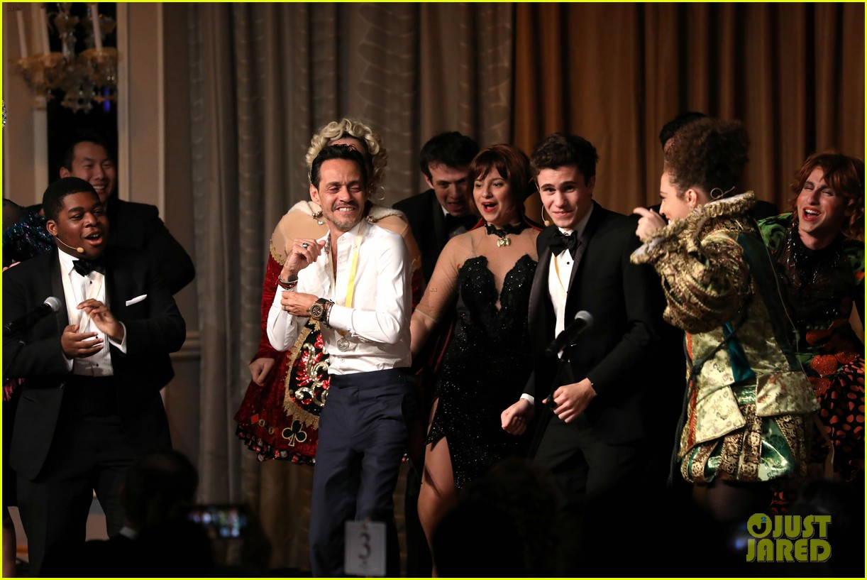 marc anthony gets honored at order of golden sphinx gala 07