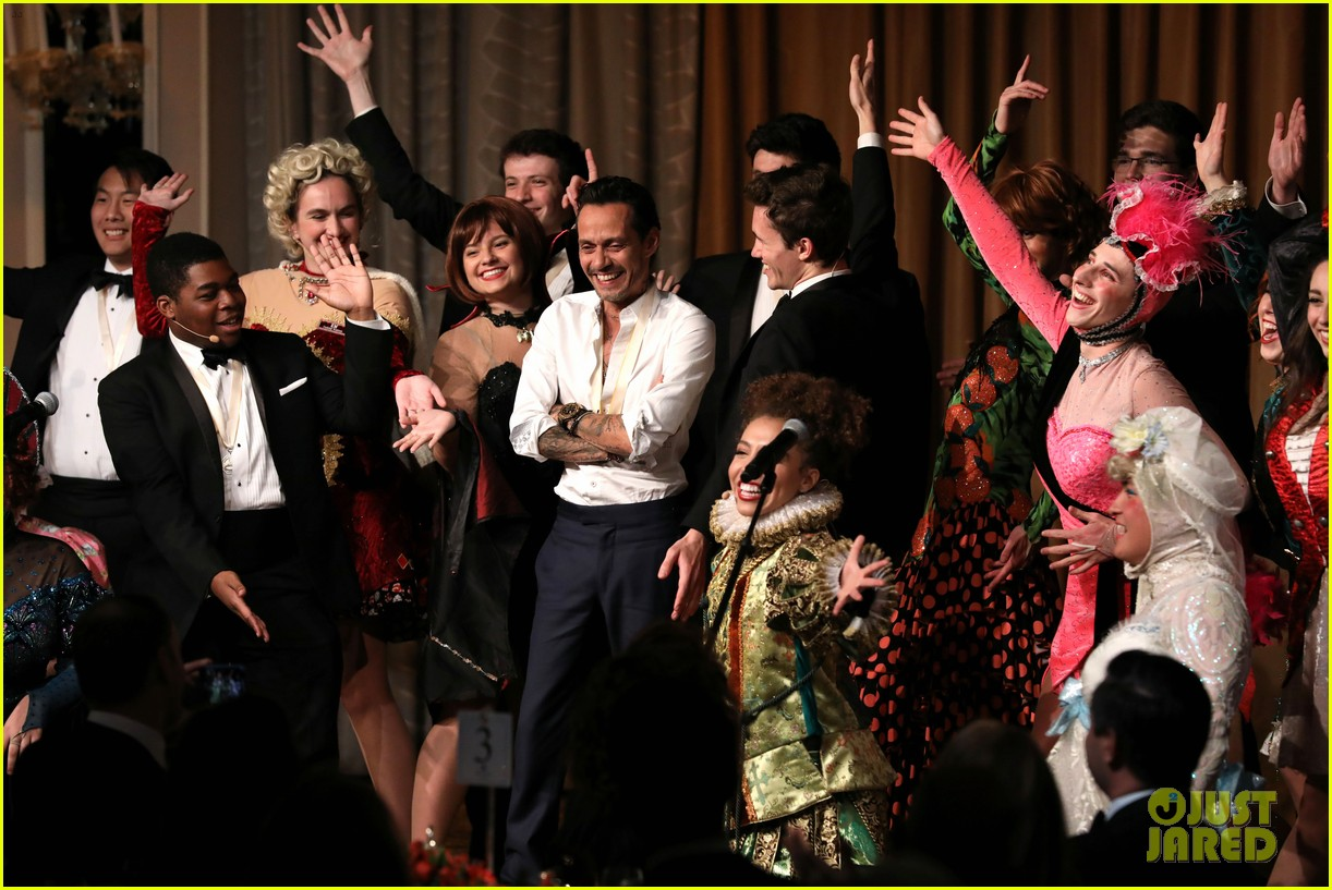 marc anthony gets honored at order of golden sphinx gala 09