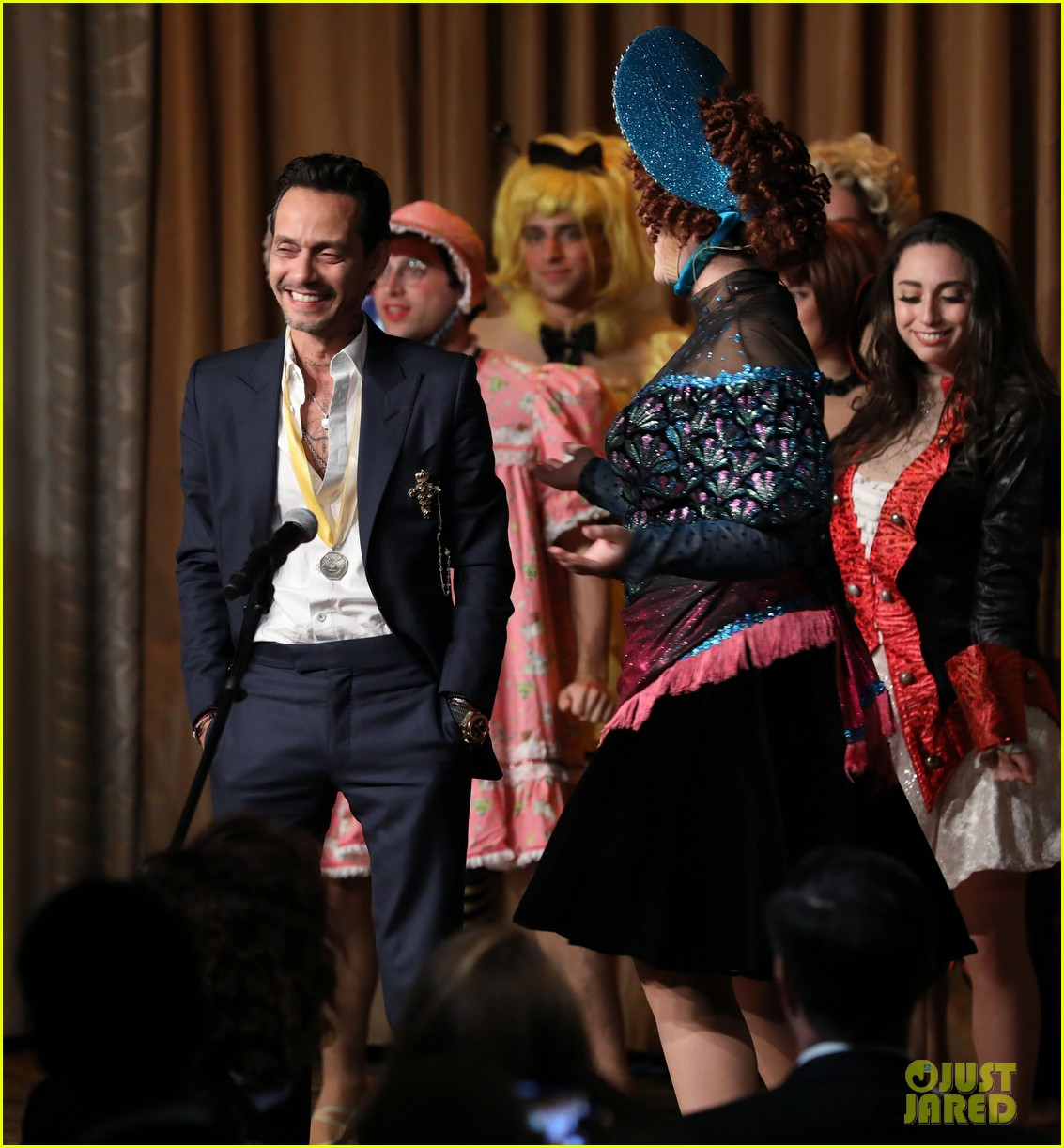 marc anthony gets honored at order of golden sphinx gala 10
