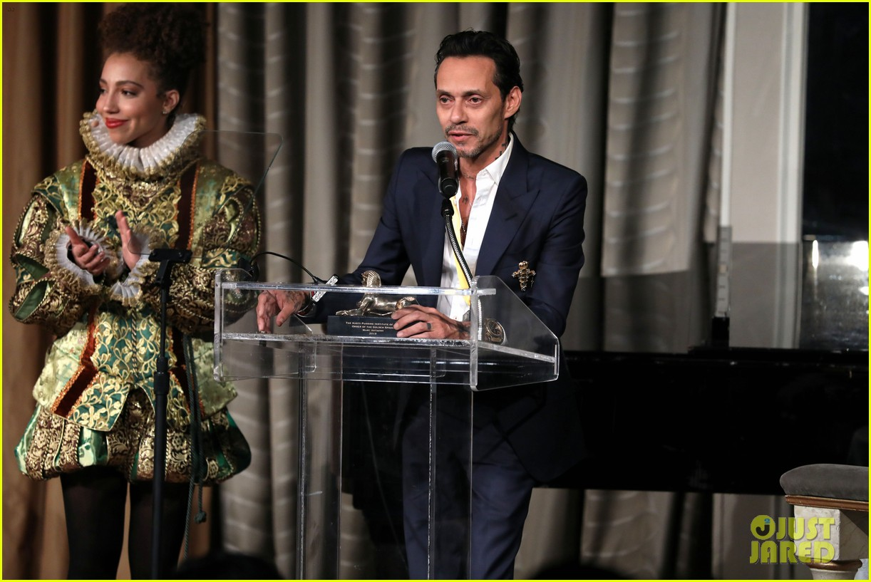 marc anthony gets honored at order of golden sphinx gala 11
