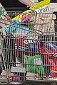 margot robbie snack shopping harley quinn birds of prey 01