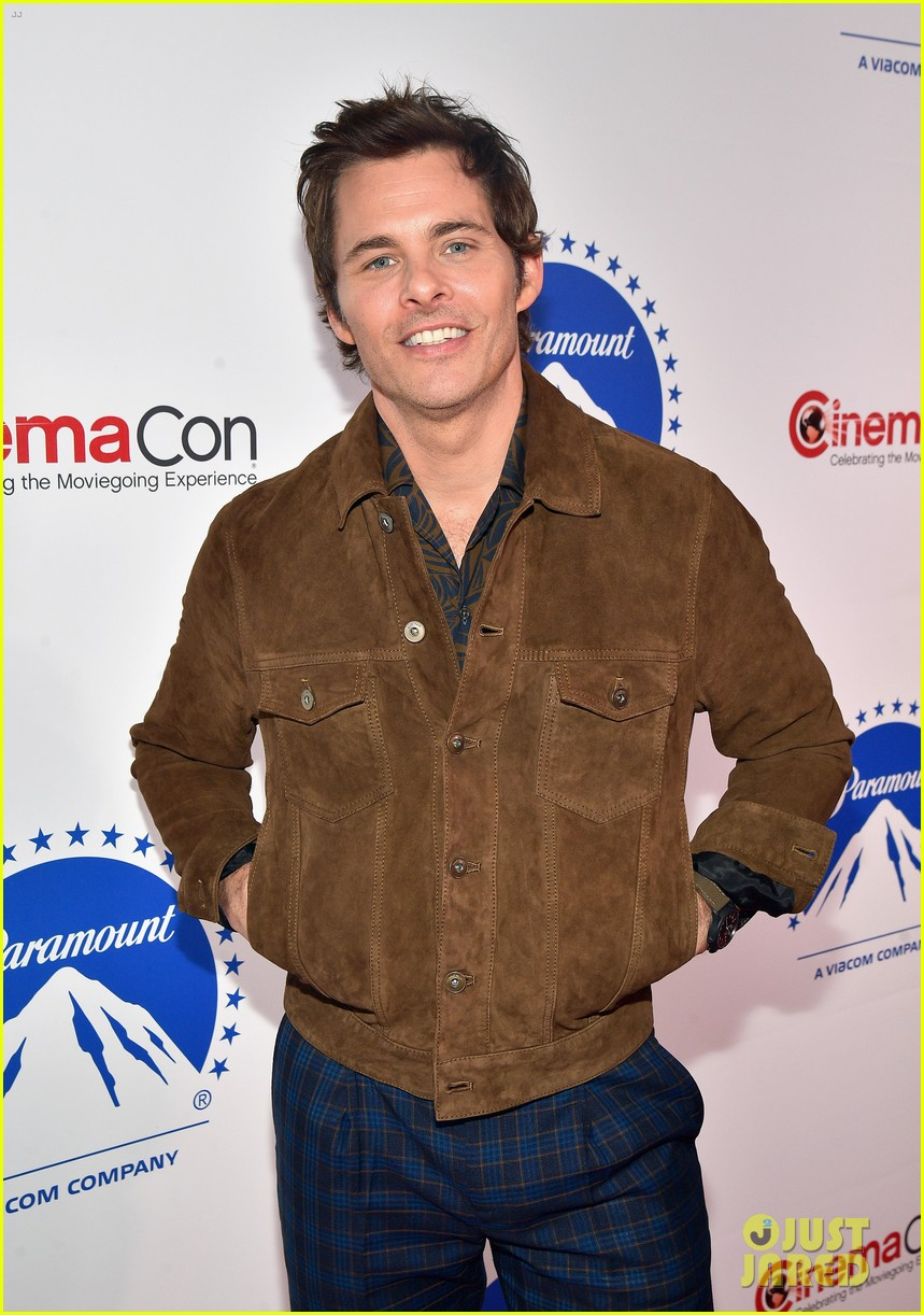 james marsden jim carrey sonic the hedgehog cinemacon 05