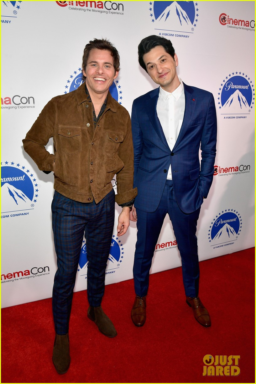 james marsden jim carrey sonic the hedgehog cinemacon 10