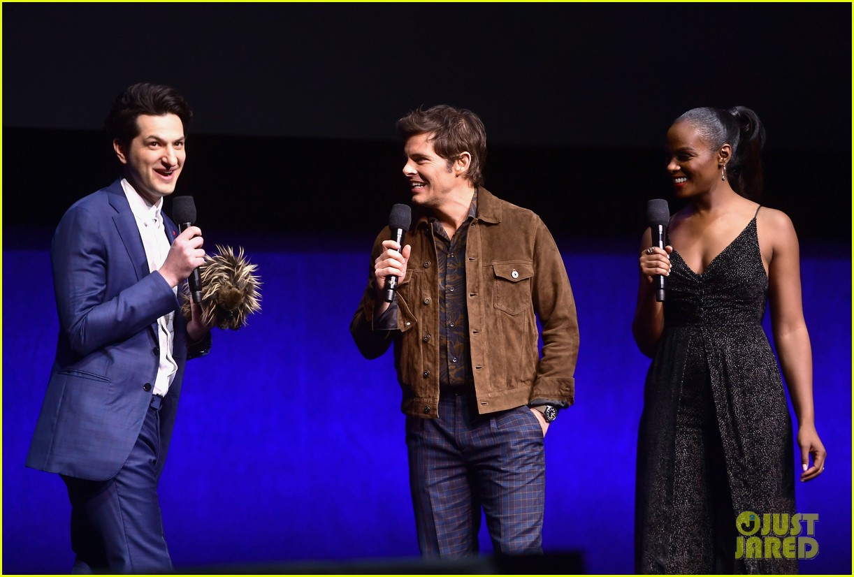 james marsden jim carrey sonic the hedgehog cinemacon 15