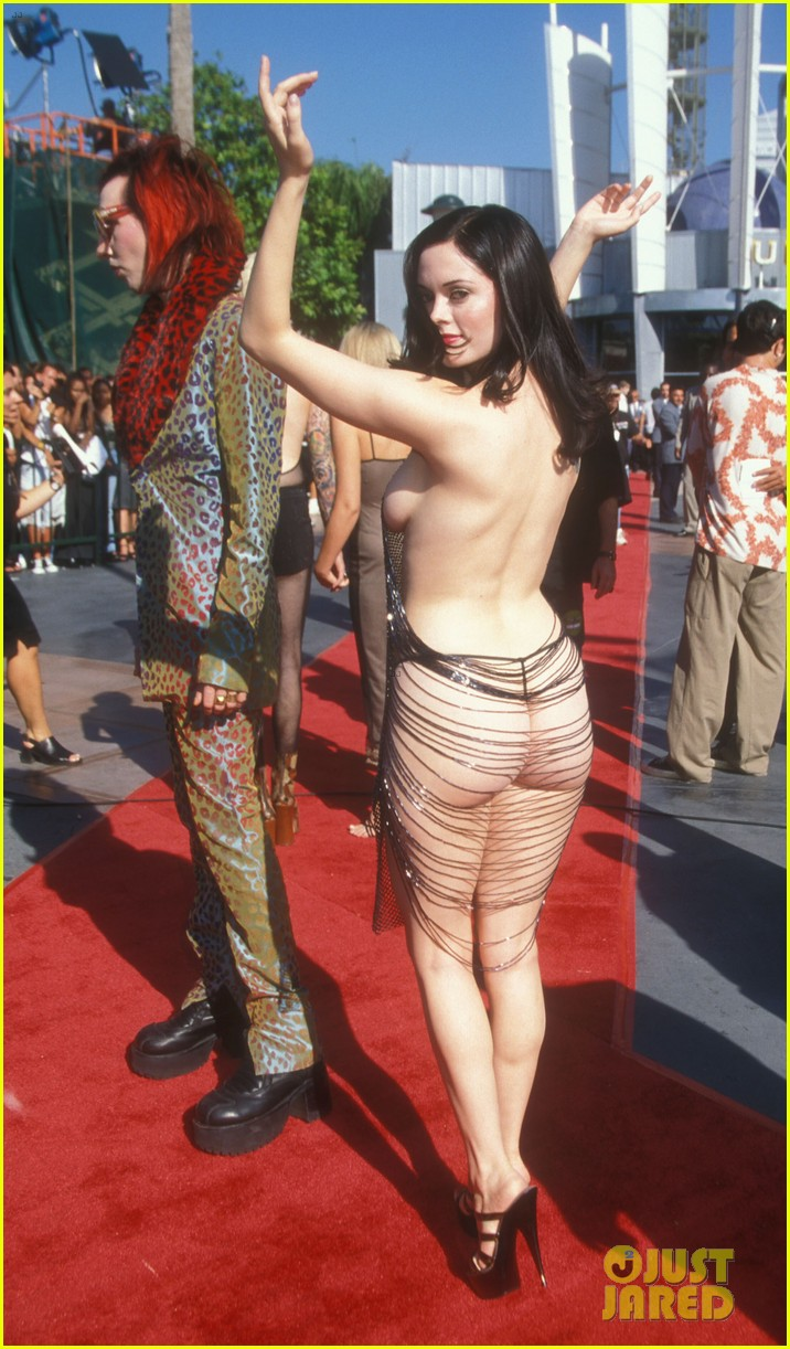 rose mcgowan explains why she wore this dress to vmas 034279871