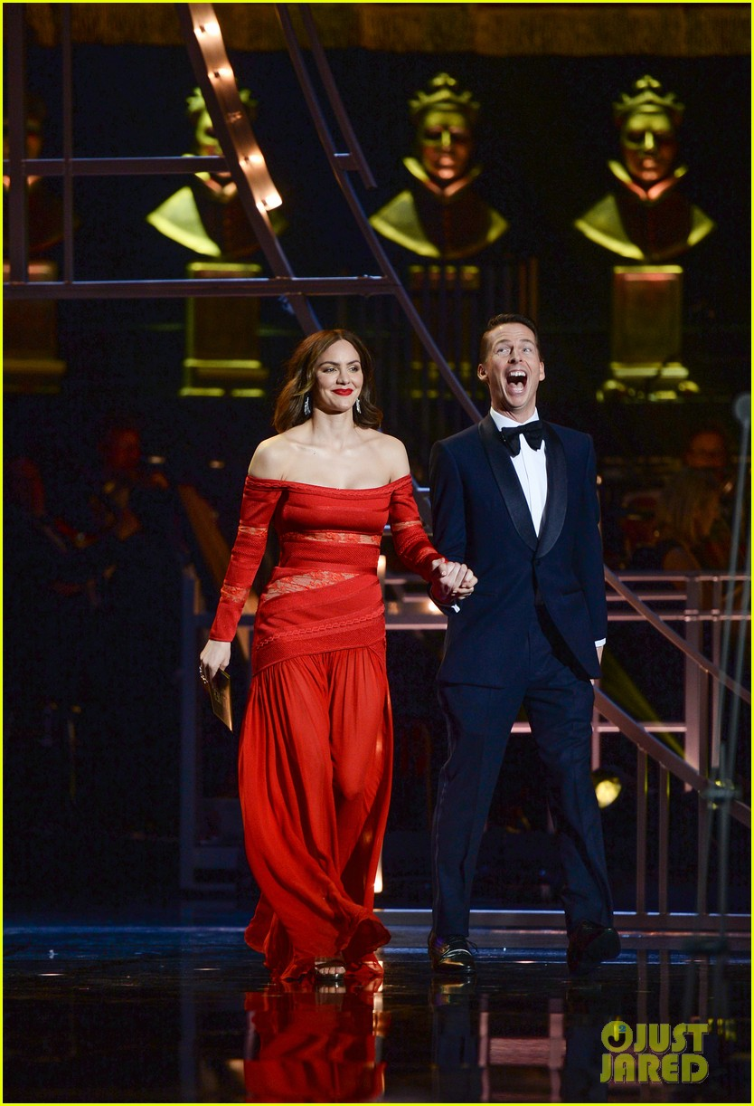 katharine mcphee solo dance party olivier awards 08