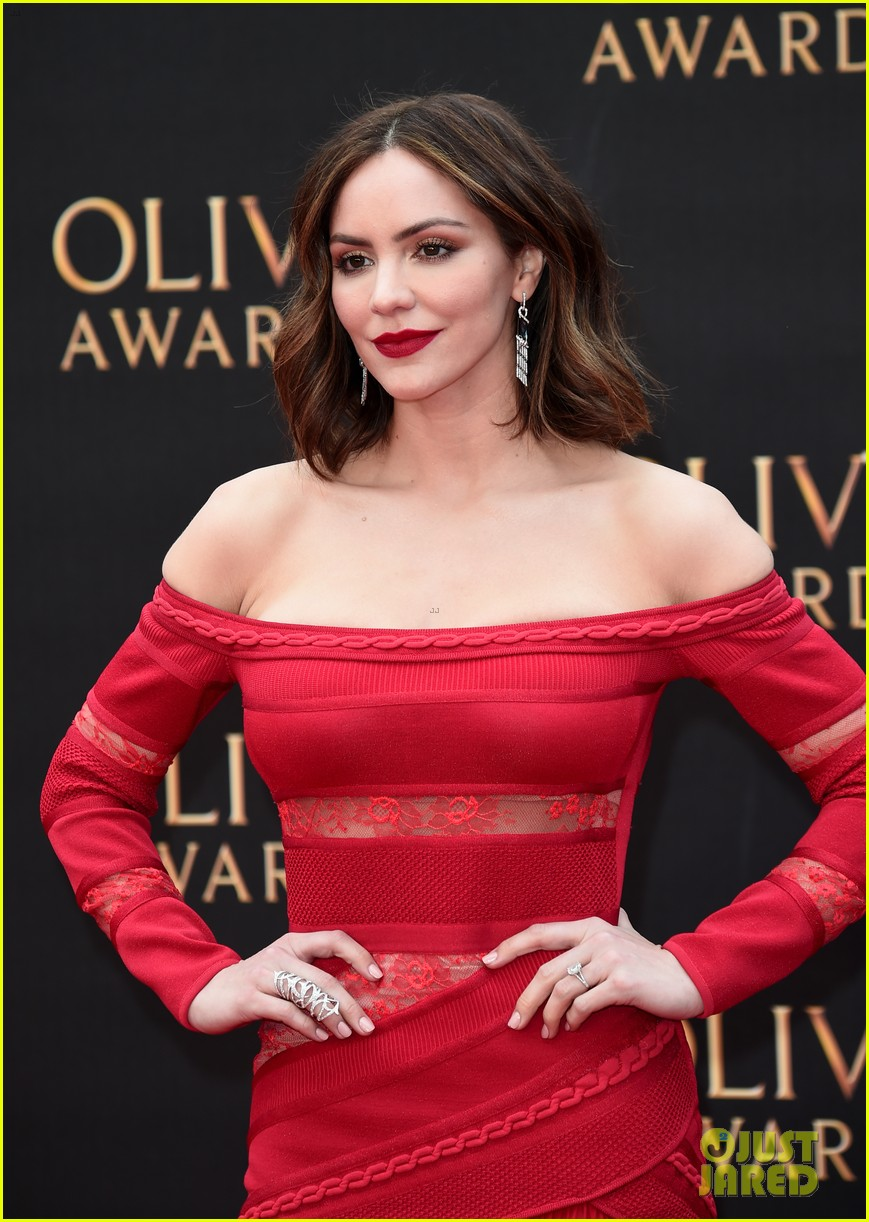 katharine mcphee solo dance party olivier awards 09