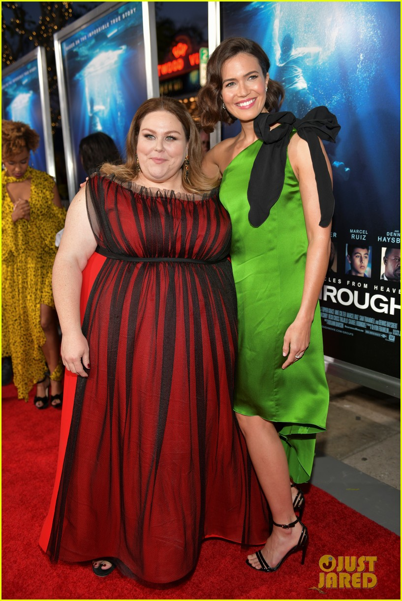 chrissy metz gets support from this is us cast at breakthrough premiere 22